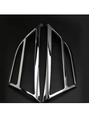 Хром накладка задних фонарей Хендэ Элантра / Hyundai Elantra 2016-