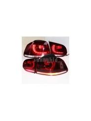 Стоп-сигналы светодиодные Volkswagen Golf 2010-2012