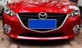 Хром накладка заглушки противотуманной фары Мазда 3 / Mazda 3 2014-2016