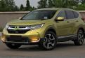 Дневные ходовые огни Хонда ЦРВ / Honda CR-V 2018-2019