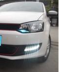 Дневные ходовые огни (ДХО) для Volkswagen Polo / Фольксваген Поло 2011-2013