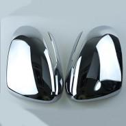 Хром накладки зеркал Киа Спортейдж 4 / Kia Sportage 4 2016-2017