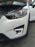 Дневные ходовые огни для Mazda CX-5 / Мазда СХ 5 2011-2016