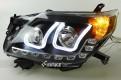 Передняя альтернативная оптика Toyota Prado 2009-2013