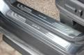 Металлические накладки на пороги для Хонда СРВ / Honda CR-V 2012-2016