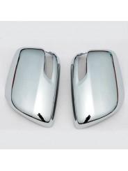 Хром накладки зеркал Тойота Прадо 150 / Toyota Prado 150 2009-2017