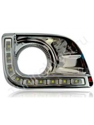 Дневные ходовые огни (дхо) для Toyota Prado 150 / Тойота Прадо 150 2009-2013
