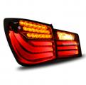 Задние фонари светодиодные BMW Style для Chevrolet Cruze / Шевроле Круз 2009-2013
