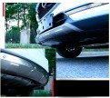 Накладки бамперов из нержавеющей стали Мазда СХ-5 / Mazda CX-5 KF 2017-