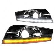 Дневные ходовые огни (ДХО) для Шевроле Круз / Chevrolet Cruze 2009-2013