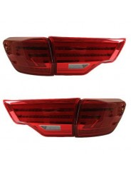 Задние фонари светодиодные Toyota Highlander / Toyota Хайлендер 2014-2015