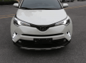 Дневные ходовые огни (ДХО) Toyota CH-R / Тойота С-ХР 2017-2018