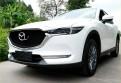 Хром накладка переднего бампера Мазда СХ-5 / Mazda CX-5 KF 2017