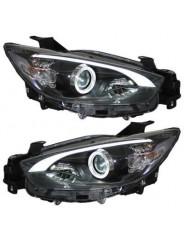 Альтернативная оптика передняя (фары) Мазда СХ 5 / Mazda CX 5 2011-2016