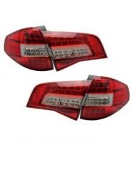 Задние фонари светодиодные Renault Koleos / Рено Колеос 2009-2014