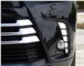 Дневные ходовые огни Тойота Хайлендер / Toyota Highlander 2016-2018