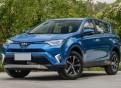 Дневные ходовые огни (ДХО) для Тойота Рав 4 / Toyota Rav 4 2016-2017