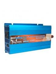 Автомобильный преобразователь напряжения с чистой синусоидой ( инвертор) 12-220 Вольт 1000 Ватт