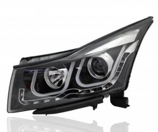 Альтернативная оптика передняя (фары) на Chevrolet Cruze / Шевроле Круз 2009-2013