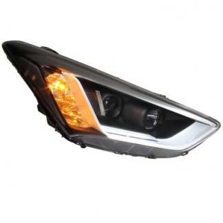Альтернативная оптика передняя (фары) Hyundai IX45 / Хендай Ай Икс 45 2013-2014