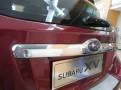 Хромированная накладка задней двери Subaru XV / Субару Икс Ви 2011-2015