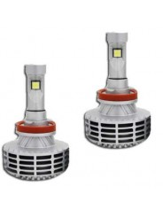 Лампа светодиодная автомобильная H8 3000 Люмен