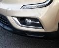Хром накладка противотуманных фар Рено Колеос / Renault Koleos 2017-