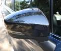 Накладки зеркал под карбон Субару Форестер / Subaru Forester 2018-2019