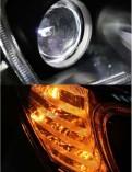 Передняя альтернативная оптика Honda CR-V 2012-...г.
