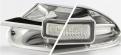 Штатные ходовые огни Opel Mokka / Опель Мокка 2012-