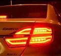 Задние фонари светодиодные Toyota Camry / Тойота Камри V55 2015-