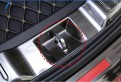 Накладка проема задней двери Хонда СРВ / Honda CRV 5 2017-2018