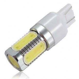 Светодиодная лампа T20 (W21W) 7.5W Cob