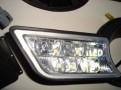 Дневные ходовые огни (ДХО) для Toyota Highlander 2008-2011