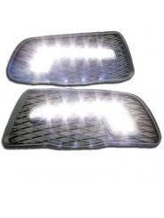 Дневные ходовые огни (ДХО) для Mercedes-Benz / Мерседес C-Class (W204) C180 C200 C260 2008-2010