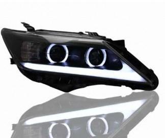 Альтернативная оптика (фары) на Toyota Camry / Тойота Камри 2012-