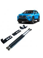 Упор капота Тойота Рав 4 / Toyota Rav 4 XA50 2019-2021